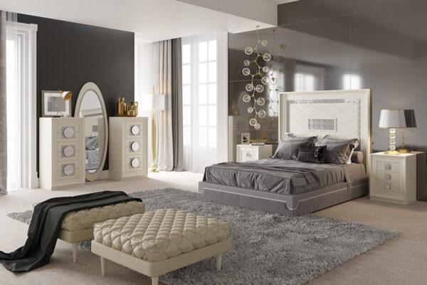dormitorio de matrimonio, Matrimonio, Muebles Yaiza